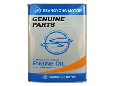 SsangYong All Seasons Diesel/Gasoline SAE 10W40